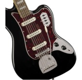 Fender Squier Classic Vibe Bass VI, Black, Laurel
