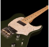 Godin Stadium '59 - Desert Green Maple Neck Electric Guitar & Case