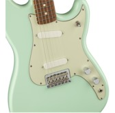 Fender Duo-Sonic, Surf Green, Pau Ferro B-Stock
