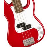 Fender Squier Mini Precision Bass, Dakota Red, Laurel