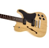 Fender Jim Adkins JA-90 Telecaster Thinline, Natural, Laurel