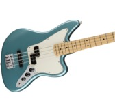 Fender Player Jaguar Bass, Tidepool, Maple