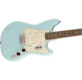 Fender Squier Paranormal Cyclone, Daphne Blue, Laurel