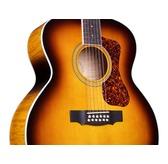 Guild Westerly F-2512E Deluxe 12-String Electro Acoustic Guitar Antique Sunburst