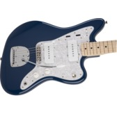 Fender Made In Japan Hybrid Jazzmaster, Indigo, Maple