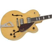 Gretsch G2420 Streamliner Hollow Body With Chromatic II, Village Amber, Laurel