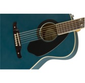 Fender FSR Tim Armstrong Hellcat Electro Acoustic Guitar, Sapphire Blue