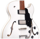 Guild Starfire I SC Electric Guitar, Snowcrest White