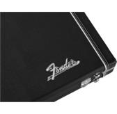 Fender Classic Series Wood Bass Guitar Case - Precision Bass/Jazz Bass, Black