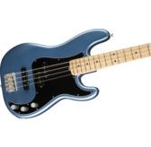 Fender American Performer Precision Bass, Satin Lake Placid Blue, Maple