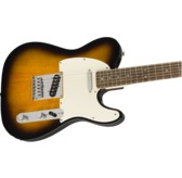 Fender Squier Bullet Telecater, Brown Sunburst, Laurel