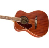 Fender Tim Armstrong Hellcat Left-Handed, Natural Electro Acoustic Guitar