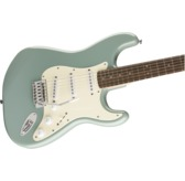 Fender Squier Bullet Stratocaster, Sonic Grey, Laurel