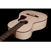 Art & Lutherie Roadhouse Electro Acoustic Guitar & Gig Bag - Faded Cream