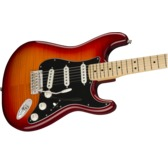 Fender Player Stratocaster Plus Top, Aged Cherry Burst, Maple