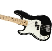 Fender Player Precision Bass Left-Handed, Black, Maple