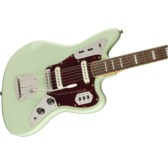 Fender Squier Classic Vibe '70s Jaguar, Surf Green, Laurel