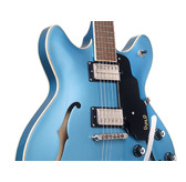Guild Starfire I DC Electric Guitar, Pelham Blue