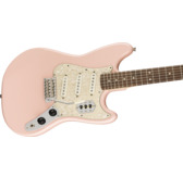 Fender Squier Paranormal Cyclone, Shell Pink, Laurel