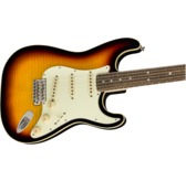Fender Limited Aerodyne Classic Stratocaster Flame Maple Top, Sunburst, Rosewood