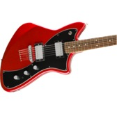 Fender The Meteora HH, Candy Apple Red, Pau Ferro