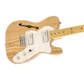 Fender Squier Vintage Modified '72 Tele Thinline, Natural, Maple