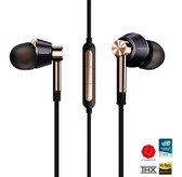 1More Triple Driver In Ear Headphones - Gold