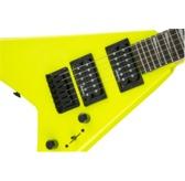 Jackson JS Series RR Minion JS1X, Neon Yellow, Amaranth