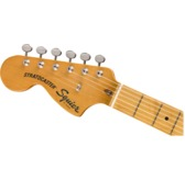 Fender Squier Classic Vibe '70s Stratocaster HSS Left-Handed, Black, Maple