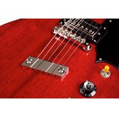 Guild Newark St. S-100 Polara Electric Guitar, Cherry Red