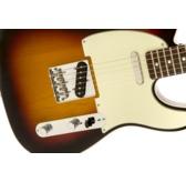 Fender Squier Classic Vibe Telecaster Custom, 3-Colour Sunburst, Rosewood