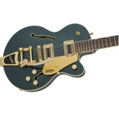 Gretsch G5655TG Electromatic Centre Block Jr. Single-Cut Bigsby, Cadillac Green