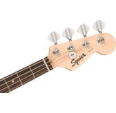 Fender Squier Mini Precision Bass, Black, Laurel