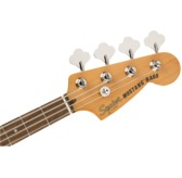 Fender Squier Classic Vibe '60s Mustang Bass, Olympic White, Laurel