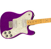 Fender Squier FSR Classic Vibe '70s Telecaster Deluxe, Purple Sparkle, Maple