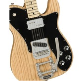 Fender Limited Edition '72 Tele Custom With Bigsby, Natural, Maple