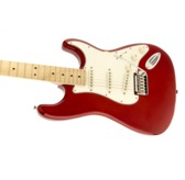 Fender Squier Standard Stratocaster, Candy Apple Red, Maple