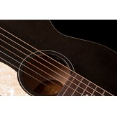 Art & Lutherie Roadhouse Electro Acoustic Guitar & Gig Bag - Faded Black