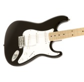 Fender Squier Affinity Series Stratocaster, Black, Maple