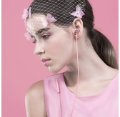 1More Dual Dynamic In Ear Headphones - Pink