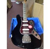 Fender Squier Classic Vibe Bass VI, Black, Laurel - B Stock