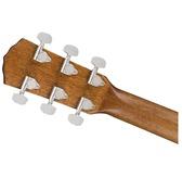 Fender CC-60S Mahogany Concert Acoustic Guitar, Natural