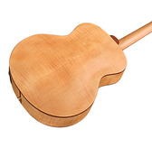 Guild Jumbo Junior Reservce Maple Electro Acoustic Travel Guitar