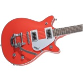 Gretsch Electromatic Double Jet FT w/Bigsby, Tahiti Red, Laurel