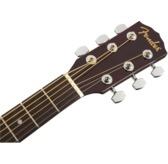 Fender FA-115 Dreadnought Acoustic Guitar Pack, Natural, Walnut