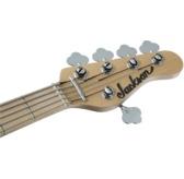 Jackson X Series Signature David Ellefson Concert Bass CBXM V, Gloss Black Maple