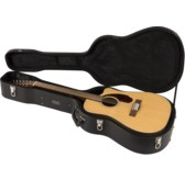 Fender CD-140SCE 12-String Electro Acoustic Guitar & Hard Case, Natural Rosewood