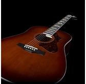 Godin Metropolis LTD Havana Burst HG EQ Electro Acoustic Guitar & Case
