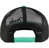 Fender Malibu Flatbill Hat, Multi-Color, One Size Fits Most