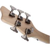 Jackson JS Series Spectra Bass JS3QV, Purple Phaze, Laurel
